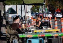 Make CaféTO outdoor dining program permanent, city report recommends-Milenio Stadium-Ontario