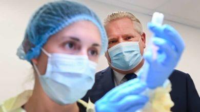 Ontarians can begin downloading QR code COVID-19 vaccine certificates over next 3 days-Milenio Stadium-Ontario