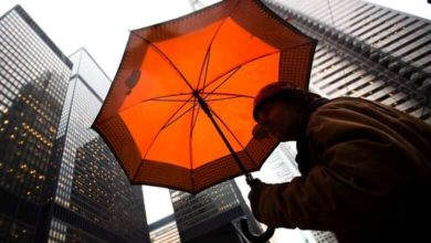 Special weather statement issued for Toronto with up to 30mm of rain expected-Milenio Stadium-Ontario