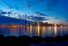Vida noturna de Toronto-mileniostadium